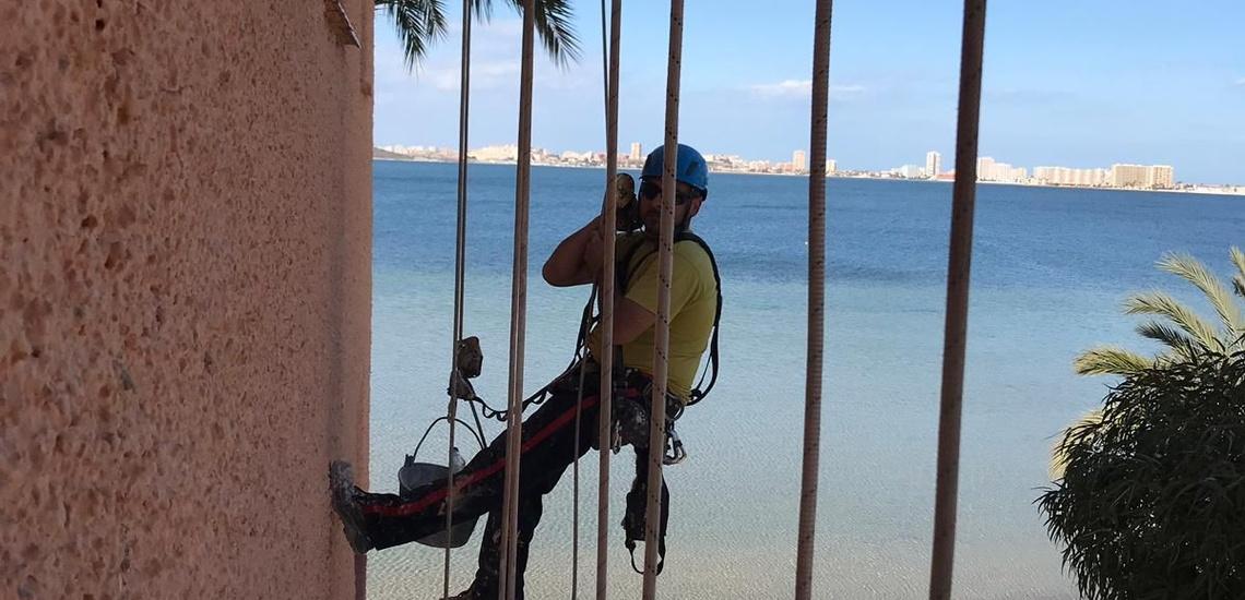 Trabajos en altura Murcia