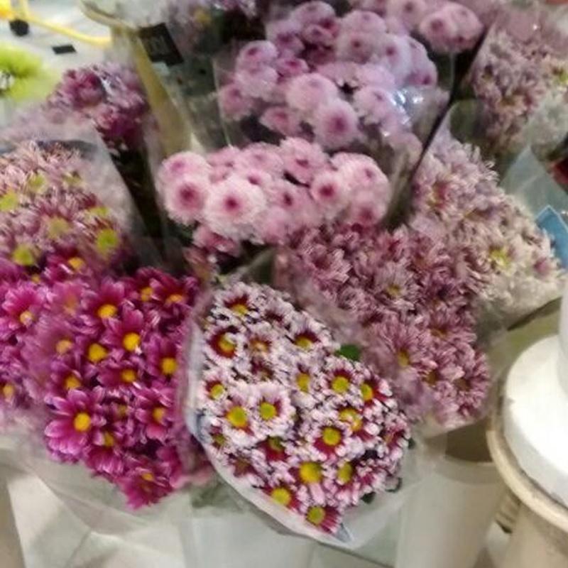 Ramos de flores naturales