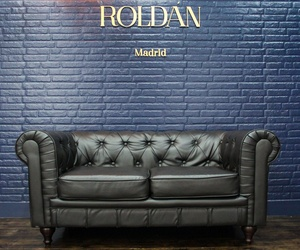 Salón Roldán en Madrid