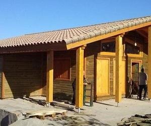 Instalación y mantenimiento de casas de madera