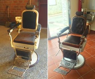 Restauración de muebles: Qué hacemos de Restauraciones Ríos