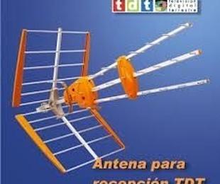 Antenas en Palma de Mallorca