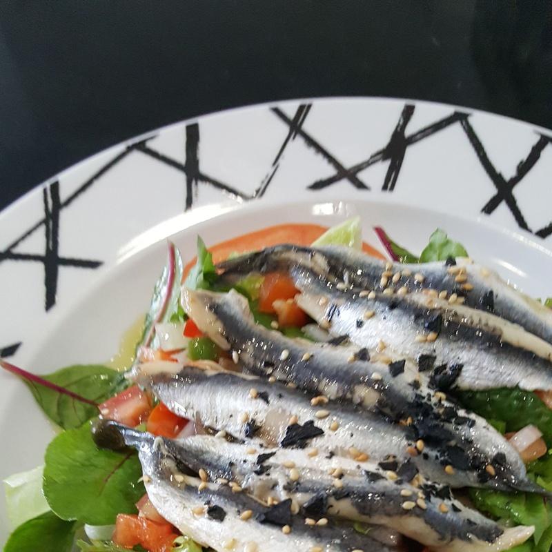 Ensaladas: Carta y menús de Restaurant Ran de Mar (antiguo Ancora 2)