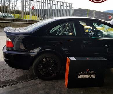 BMW M3 E46 - Mishimoto