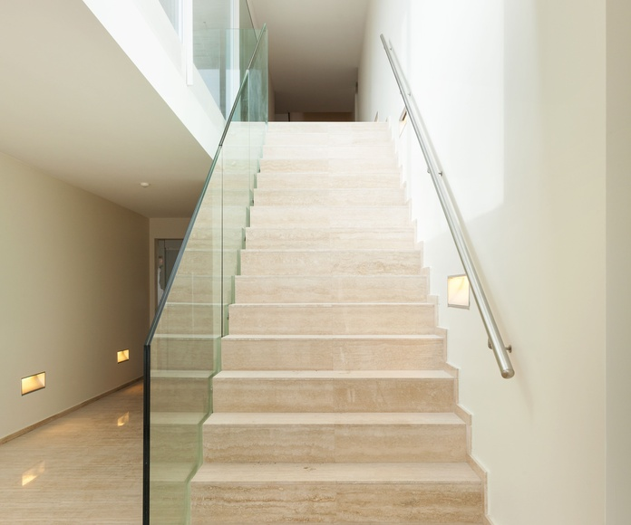 Escaleras: Productos de Mármoles y Piedras