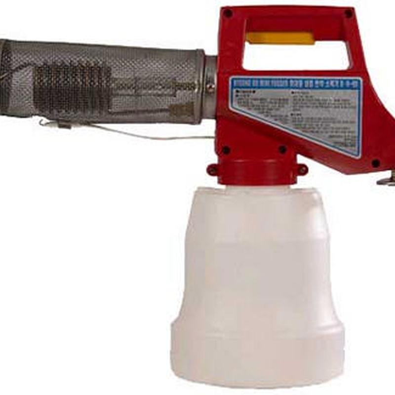 Mini termonebulizador