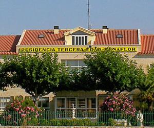 Residencia de la tercera edad Peñaflor en Boecillo (Valladolid)