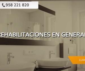 Reformas en viviendas en Granada | Reformas Megías Camacho