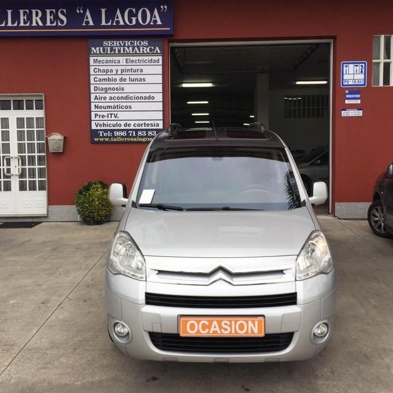 Citroën 1.6HDI Multiespace 110Cv:  de Ocasión A Lagoa