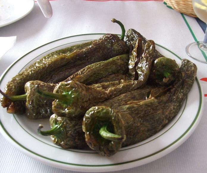 Aperitivos: Menú de Palacio de las Patatas