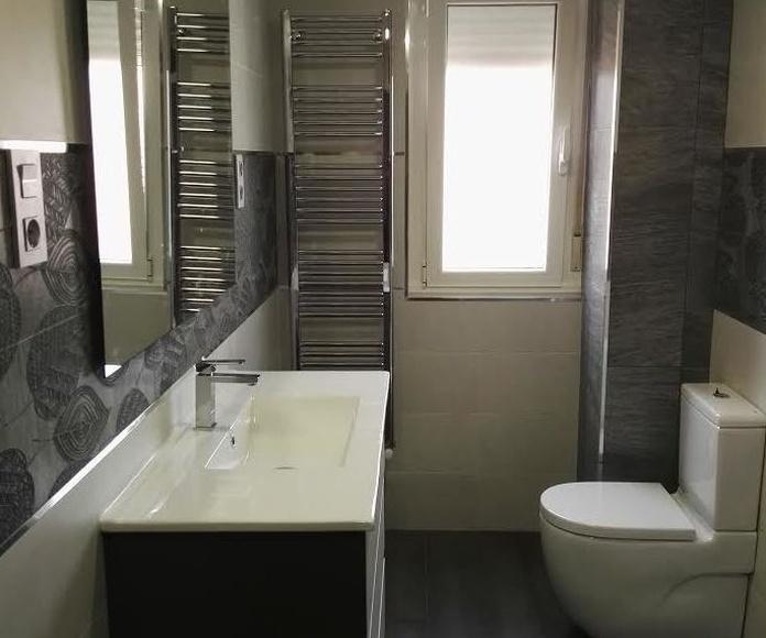 Reforma de baño De Eva y Javi