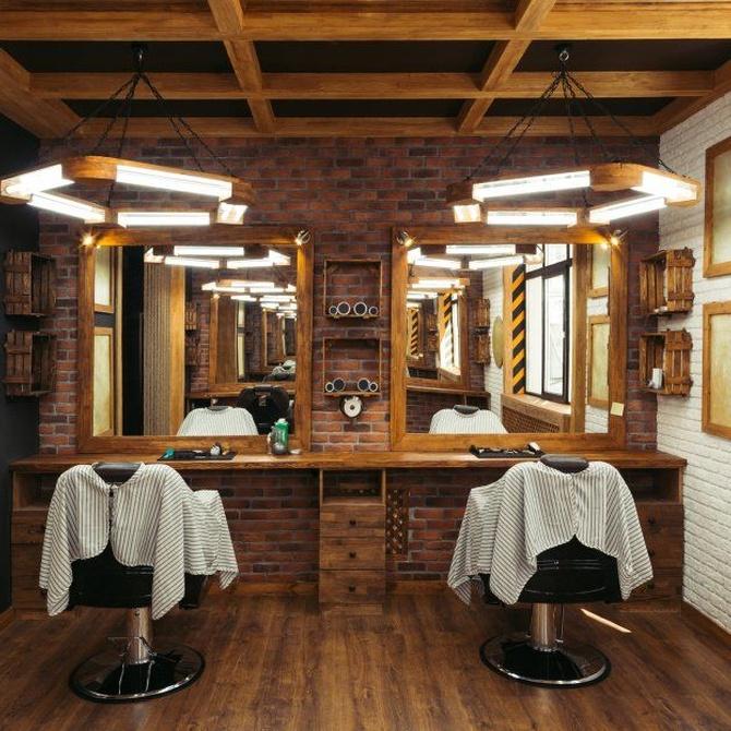 Confort y estilo en los muebles de tu peluquería