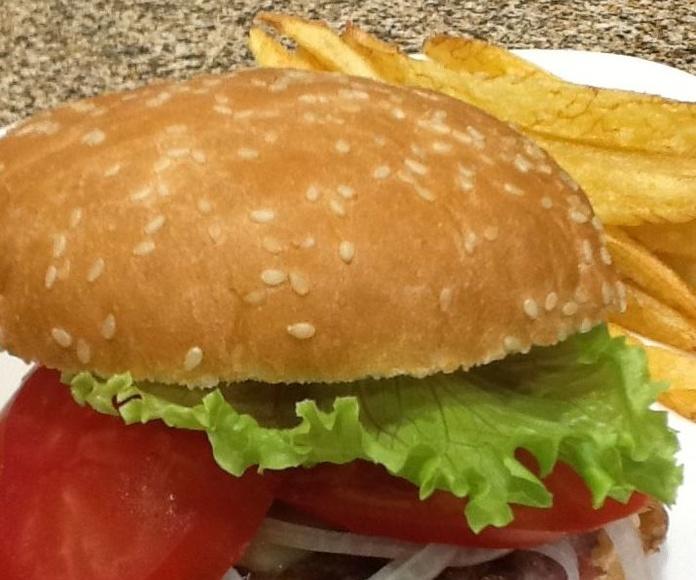 Sección Gourmet: Menú of O Rei Do Bocadillo