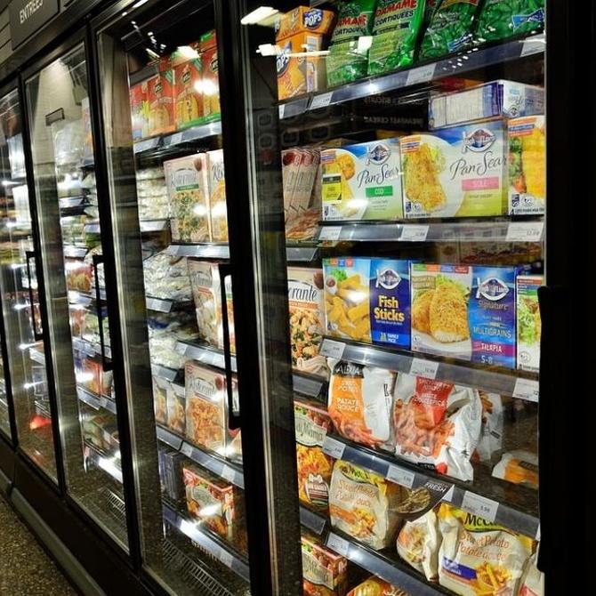 Las diferencias entre la congelación y la refrigeración
