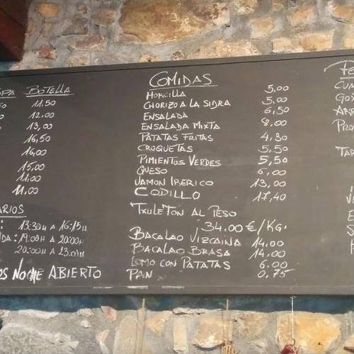 Asador Mendipe | restaurantes en  Bilbao