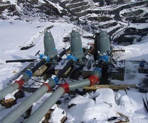 Comercialización de equipos para transporte y tratamiento del agua en León