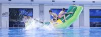 Balancin acuático 3x1,2 metros