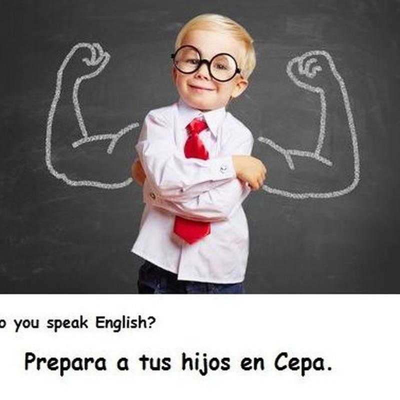 Curso para niños: Servicios de Academia CEPA