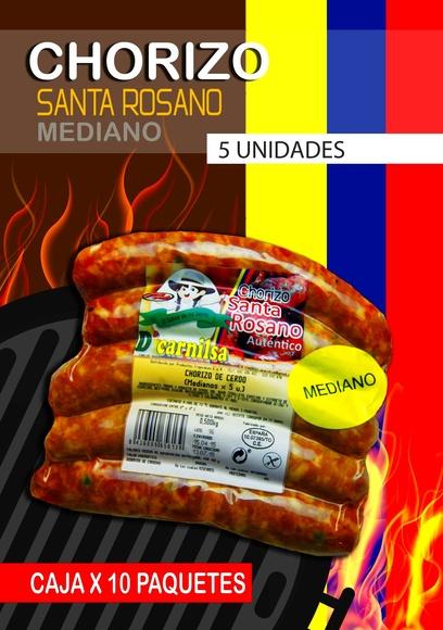 Chorizo ahumados Santa rosano x 5 : PRODUCTOS de La Cabaña 5 continentes