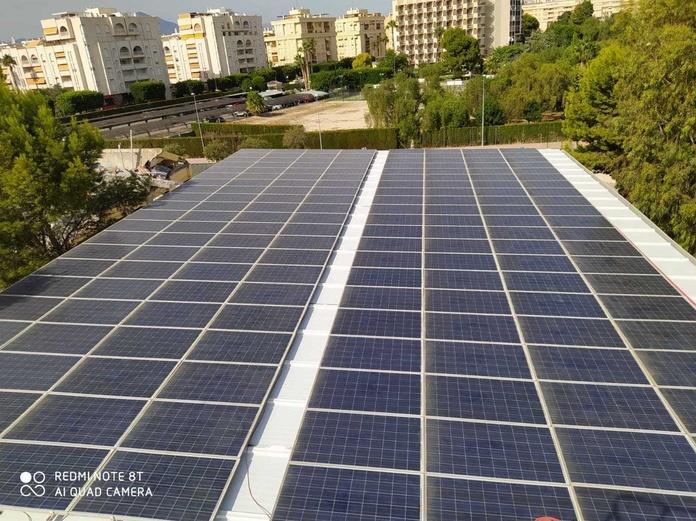 fotovoltaica: Catálogo de FRANCISCO JAVIER LÓPEZ POLONIO