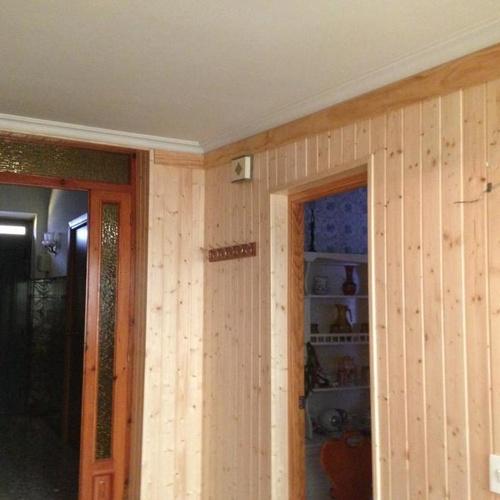 Forrado de paredes en madera en Puertollano, Ciudad Real