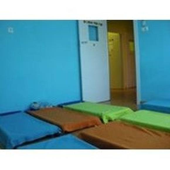 Dormitorio y sala de usos múltiples: Servicios de Centro Infantil  Arco Iris