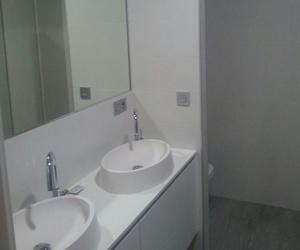 Baño reformado en Palencia