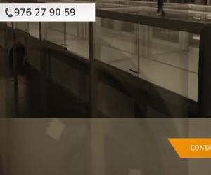 Cerramientos de aluminio en Zaragoza