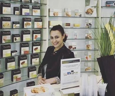 Natalia Verbeke comienza el Método Pronokal, dieta pérdida de peso