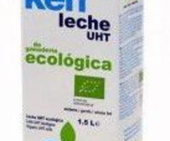 KEN, Leche entera y semidesnatada: Catálogo de La Despensa Ecológica