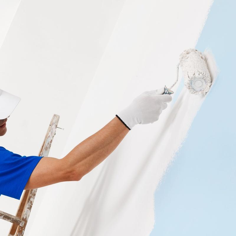 Trabajos de pintura: Servicios de Reformas y Jardinería Juan