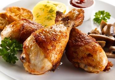 Carne de pollo - Carne de pui