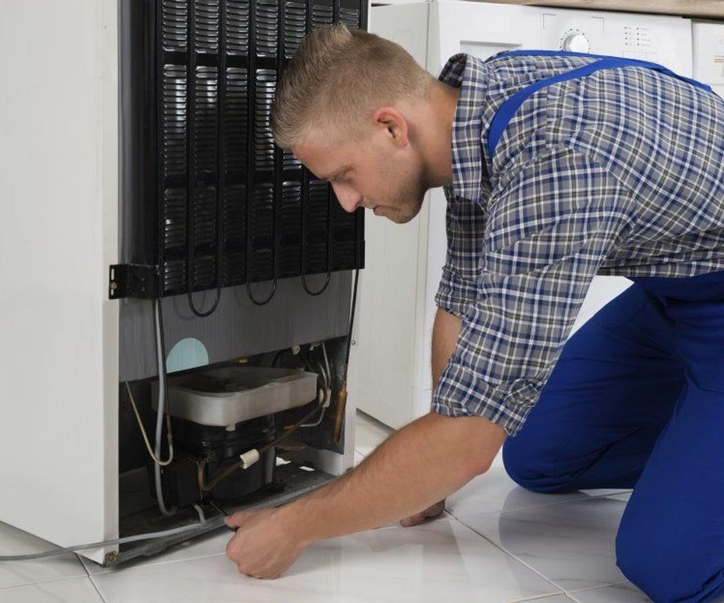 Actuar rápido en la reparación del frigorífico