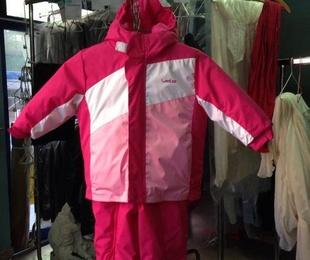Limpieza trajes de esquí