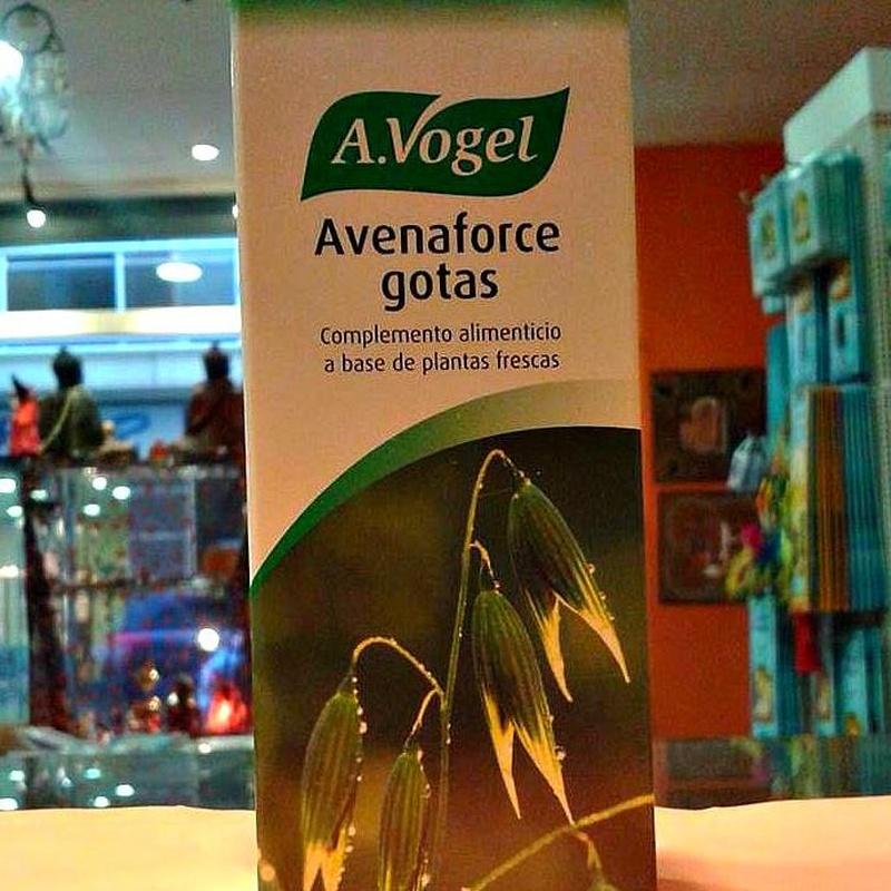 Avenaforce gotas: Cursos y productos de Racó Esoteric Font de mi Salut