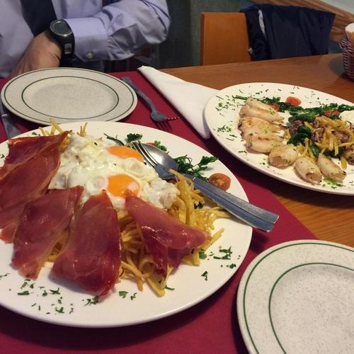 Deléitate con nuestros platos caseros y de alta calidad