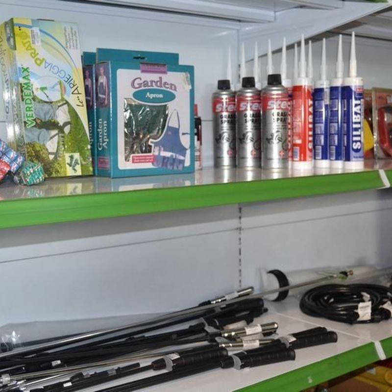 Herramientas y maquinaria para agricultura y jardinería: Productos de Agro Garden