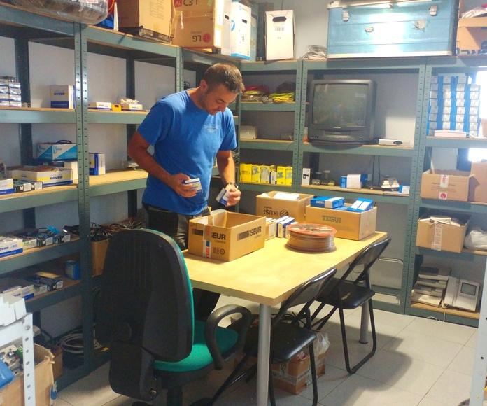 Reparaciones: Servicios de Antenas Orgaz Ortega