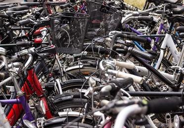 Alquiler plazas bicis