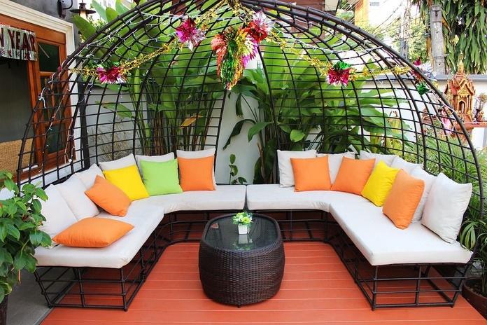 Jardín: Servicios y Productos de Muebles APARICIO. Almedinilla.