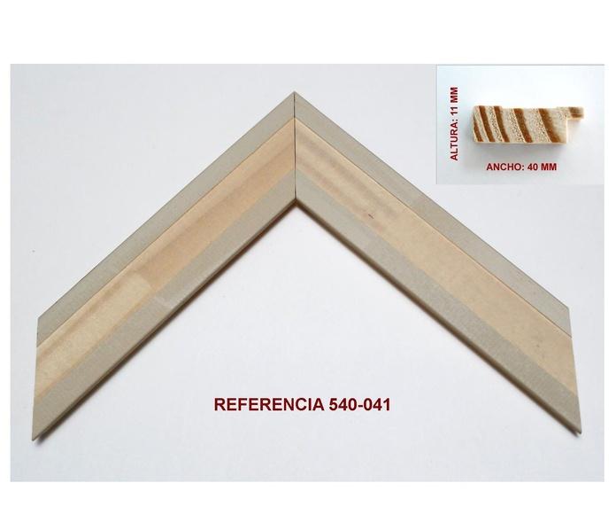 Referencia 540-041: Muestrario de Moldusevilla