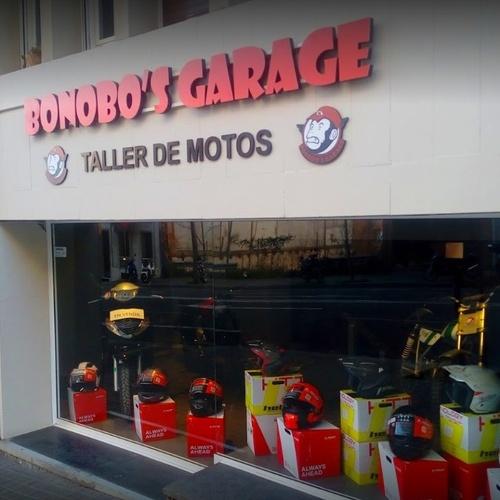 Taller mecánico motos Sarria Sant Gervasi Barcelona
