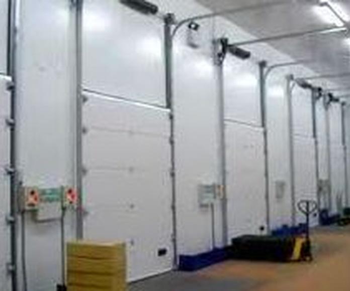 Puertas Seccionales Industriales: Puertas automáticas  de Farem Puertas Automáticas