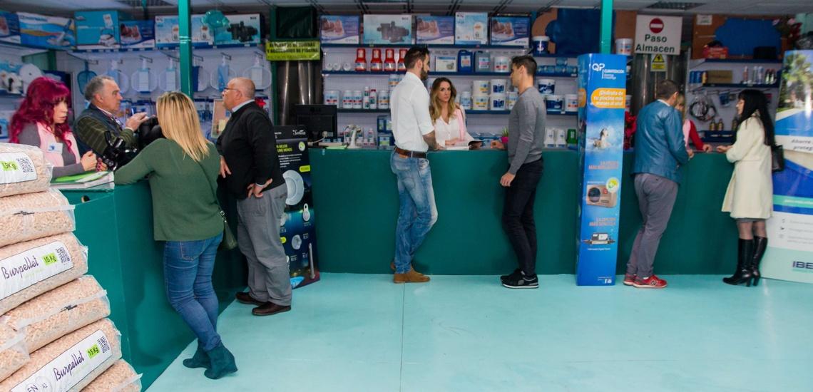 Empresa especializada en depuración del agua y venta de cloro para piscinas en Griñón