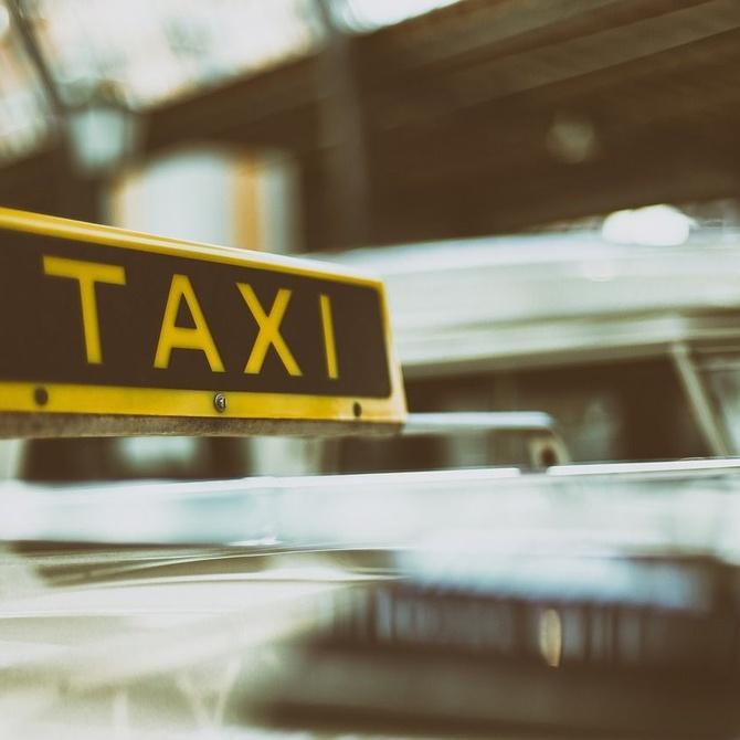 Las ventajas de coger un taxi para los pasajeros
