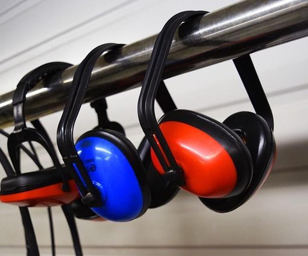 Diferentes tipos de ensayos de ruido