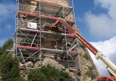 Castillo de Benifallin