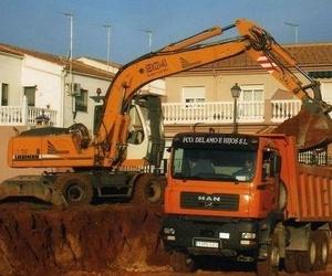 Todos los productos y servicios de Excavaciones: Francisco del Amo e Hijos