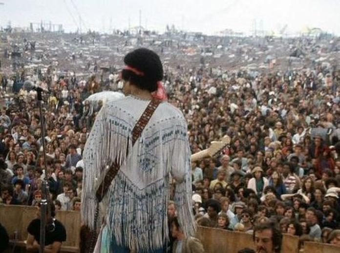 Hoy hace 48 años se celebró el concierto mas famoso de la historia, WOODSTOCK69