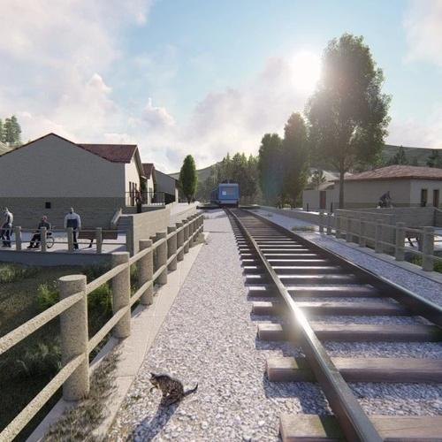 Plan de revitalización de la línea ferroviaria Cuenca-Utiel